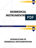 1 Biomed Instrumentation