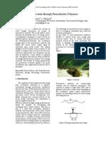 Wave Energy Converter Through Piezoelectric Polymers