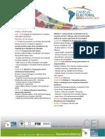 Agenda Cei Colombia