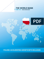 Poland Accelerating Growth With Inclusion