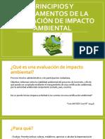 1. Principios y Fundamentos de La Evaluación de Impacto