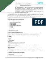 Guía Para La Presentación de Informes de Trabajos Prácticos 2018
