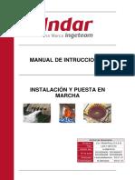 Sistema Electrico Interconetado Nacional a Diciembre 2017