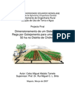 B10 Tamele Drip Irrigation (Final Full portuguese