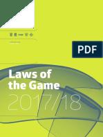 Lawsofthegame2017 2018