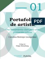 Portafolio de Artista - Catalina Restrepo Leongomez