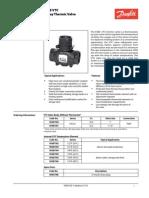DanfossVTC Datasheet