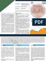 Short Term Data Science Courses CDACM Brochure