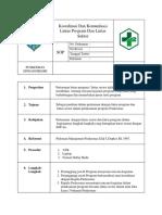 Koordinasi Dan Komunikasi Lintas Program Dan Lintas Sektor.docx