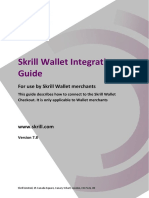 Skrill Wallet Checkout Guide