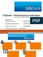 Case Citibank (Rev)