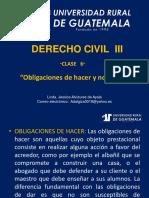 Derecho Civil III Clase 6