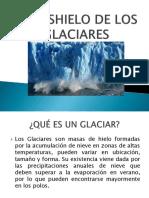 El Deshielo de Los Glaciares