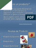 NIVELES DE  PRODUCTO.ppt
