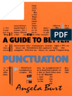 A Guide to Better Punctuation - Burt Angela