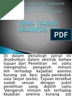 Ppt Hematologi Klmpk VIII
