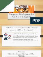 Oil&Gas Personnel Development & Demand for Uganda