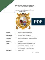 MEDICIONES DE CORRIENTE ALTERNA CON EL VOLTÍMETRO Y OSCILOSCOPIO- EXPERIENCIA 1 FINAL.docx