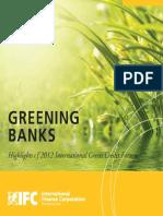 Greening Bank