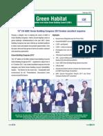 Green Habitat February 2018