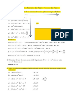 Aplicacion Del Teorema de Ruffini Con Ejercicios