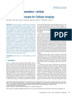 A Confocal Endoscope for Cellular Imaging