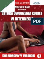 Sztuka uwodzenia kobiet w Internecie - Adept & Solid