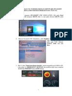 Lap II Pemrograman Cnc Milling Dengan Software Swansoft Cnc Simulation Sistem Operasi Fanuc Oi m Nc