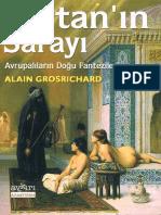 Alain Grosrichard - Sultan'ın Sarayı - Avrupalıların Doğu Fantezileri.pdf