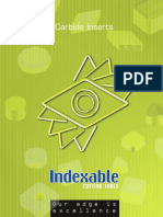 Indexable Carbide Catalog