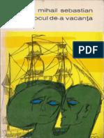 Mihail Sebastian Jocul de-a vacanta.pdf