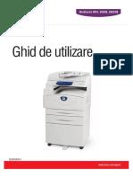 Ghid Utilizare Xerox 5016-5020