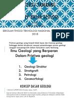 GEOLOGI TAMBANG