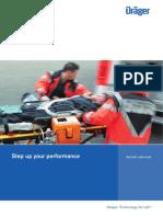 Ventilator Draeger Oxylog 2000plus - Brochure