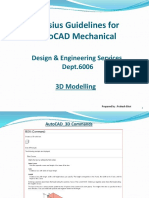 Autocad Training 2014_3D1