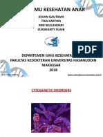 PERSENTASE GENETIKA