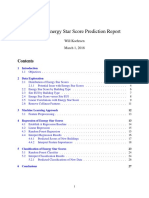 Building Data Report