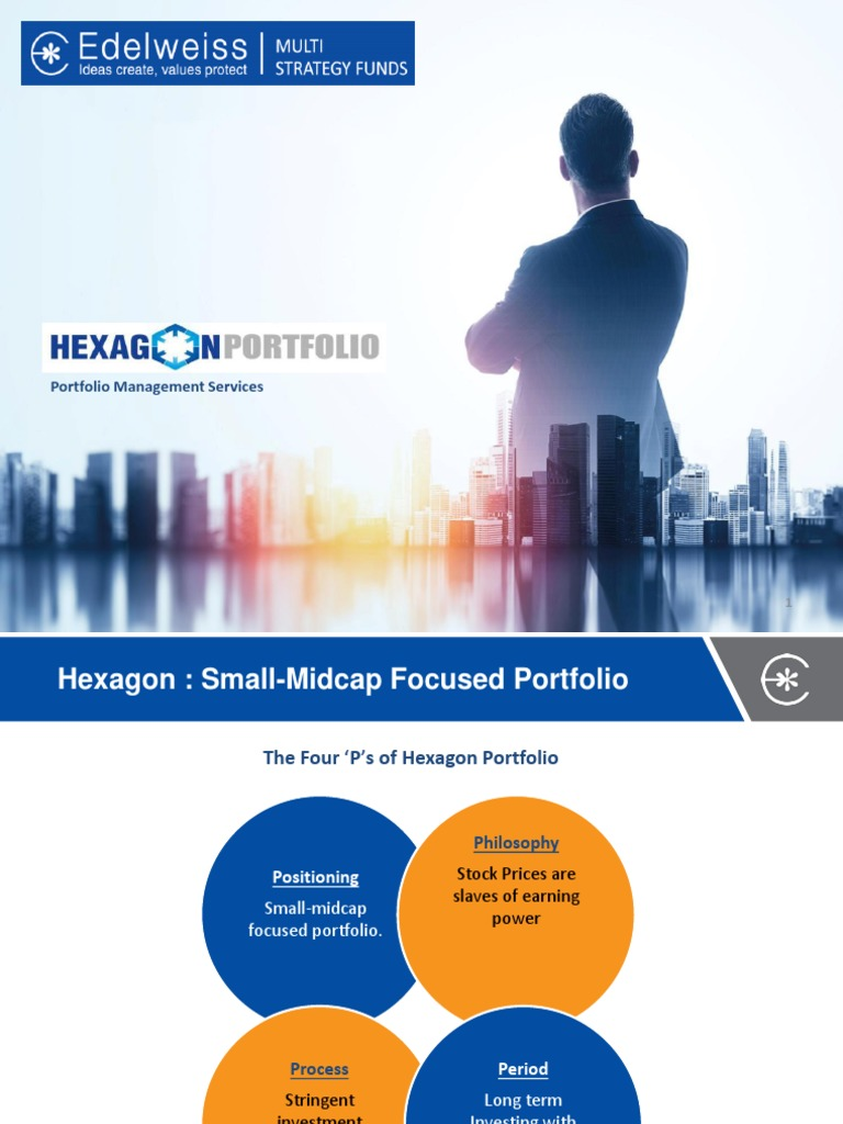 Edelweiss Hexagon PMS | Diversification (Finance