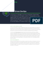 eBook Data Driven Devops