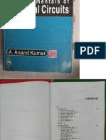 Digital Circuit by Anand Kumar
