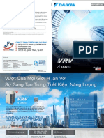 Catalogues Daikin VRV A (2018)