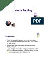 Modul 5-6 Metoda Routing