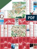 Mapa Turismo Ginebra