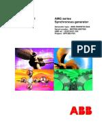 User's Manual ABB Generators