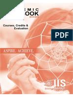 Academic Handbook 2018