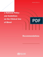 Developing a National Policy and Guidelines on the Clinical Use of Blood.pdf