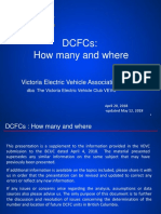 DCFCs How Many and Where May 12 2018