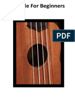 Ukulele for Beginners Booklet