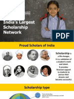 International Scholarship-UAS 2018