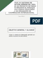 SIG Proyecto Medio Ambiente.